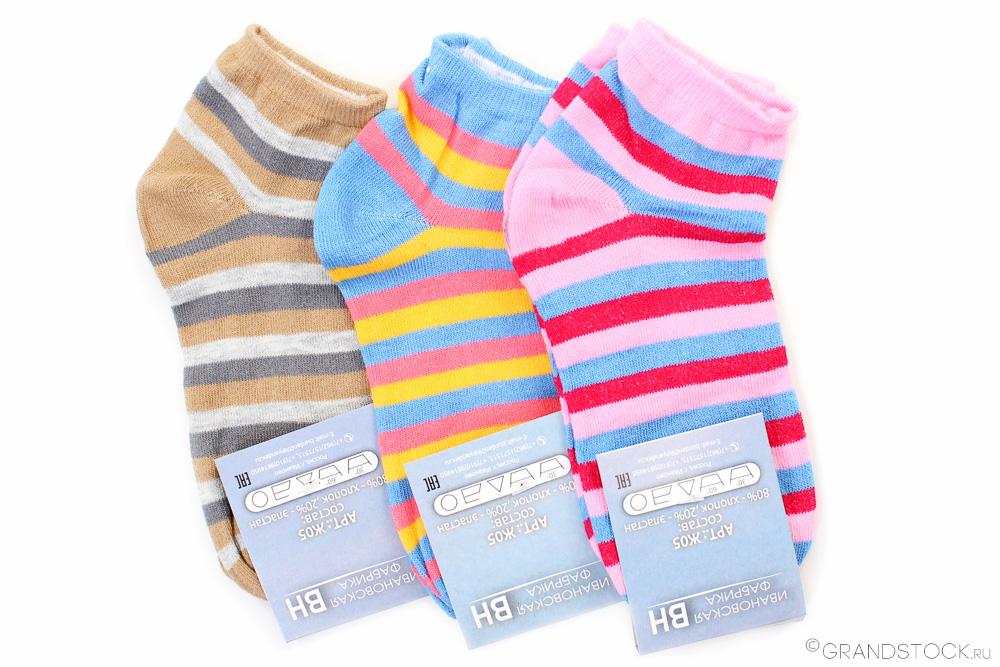 Носки женские Гимнастика (упаковка 12 пар) (37-41) носки женские лайк упаковка 6 пар 23 25
