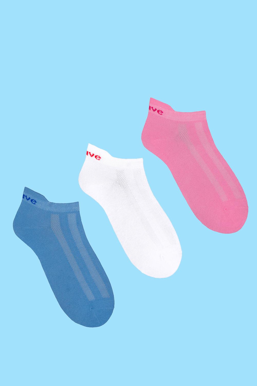 Носки детские Йога (упаковка 3 пары) носки детские мяч упаковка 3 пары