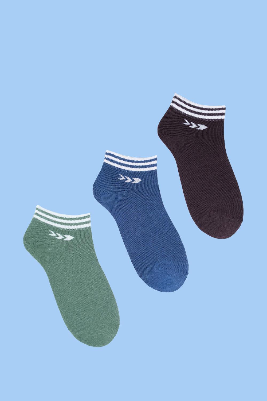 Носки детские Компас (упаковка 3 пары) носки детские мяч упаковка 3 пары