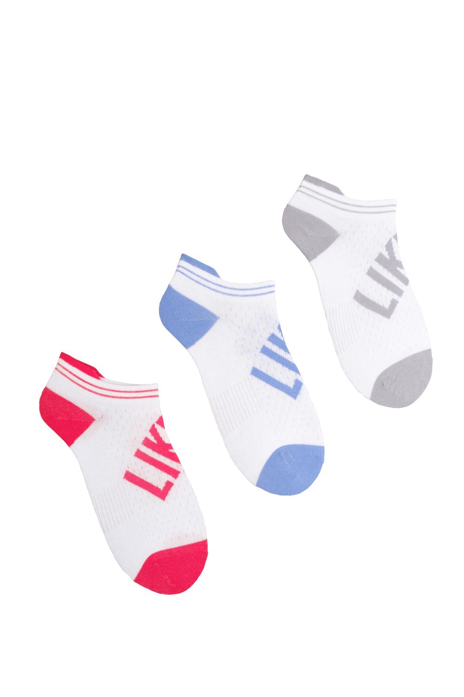 Носки детские Лайк (упаковка 3 пары) носки женские лайк упаковка 6 пар 23 25