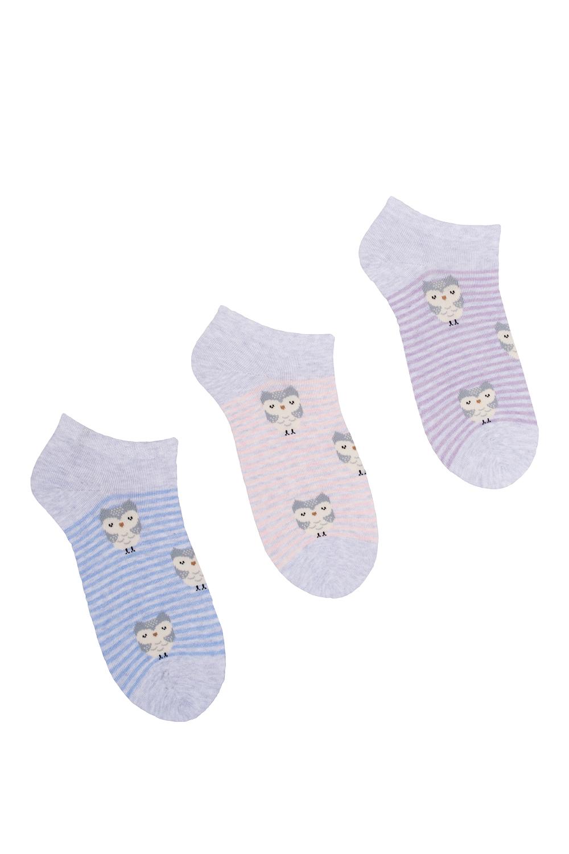 Носки женские Букля (упаковка 6 пар) (23-25) носки женские милашка упаковка 6 пар 23 25