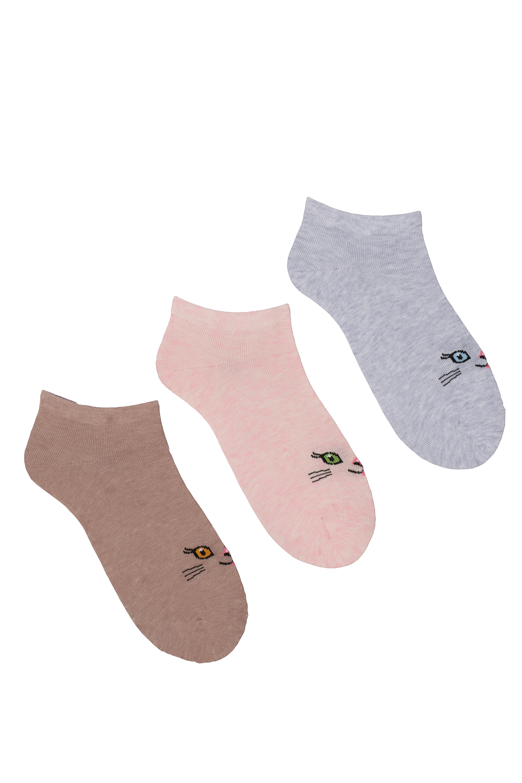 Носки женские Милашка (упаковка 6 пар) (23-25) носки женские милашка упаковка 6 пар 23 25