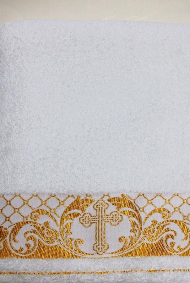"""Полотенце махровое """"Sacramento"""" (100х140) dekortex скатерть пвх двусторон 100х140"""