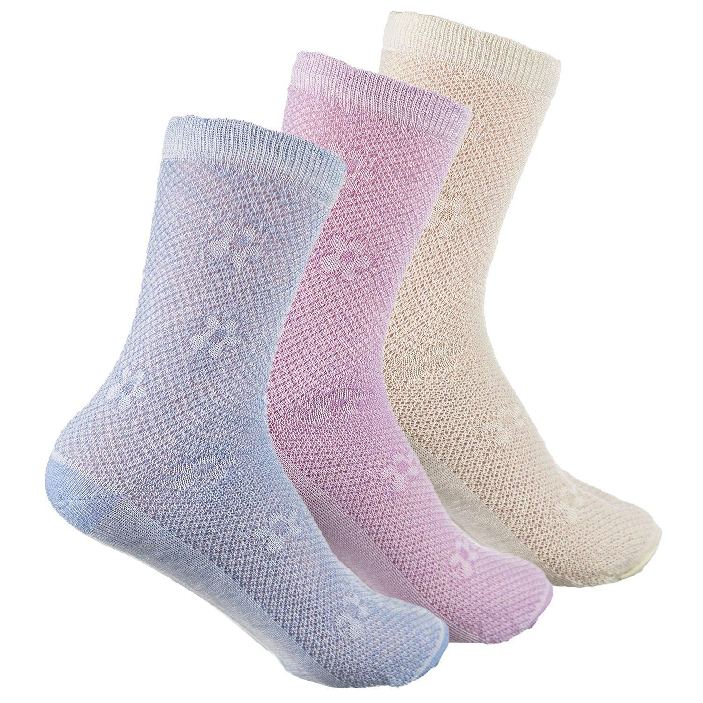 Носки женские Ромашка (упаковка 12 пар) (36-41) носки женские акцент упаковка 6 пар 23 25