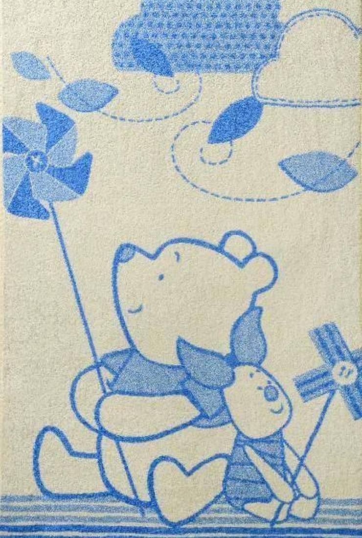 Полотенце махровое Винни (70х130) полотенце махровое весна сиреневое 70х130