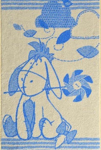 Полотенце махровое Ослик (50х90) antik полотенце 50х90 хлопок