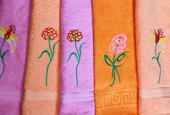 Банное полотенце Грандсток 15491273 от Grandstock