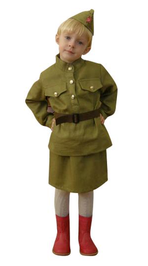 Костюм детский Катюша (26) детский костюм доброй собачки 26 32