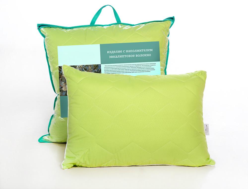Подушка на молнии Эвкалипт (эвкалипт, микрофибра) (50*70) цена
