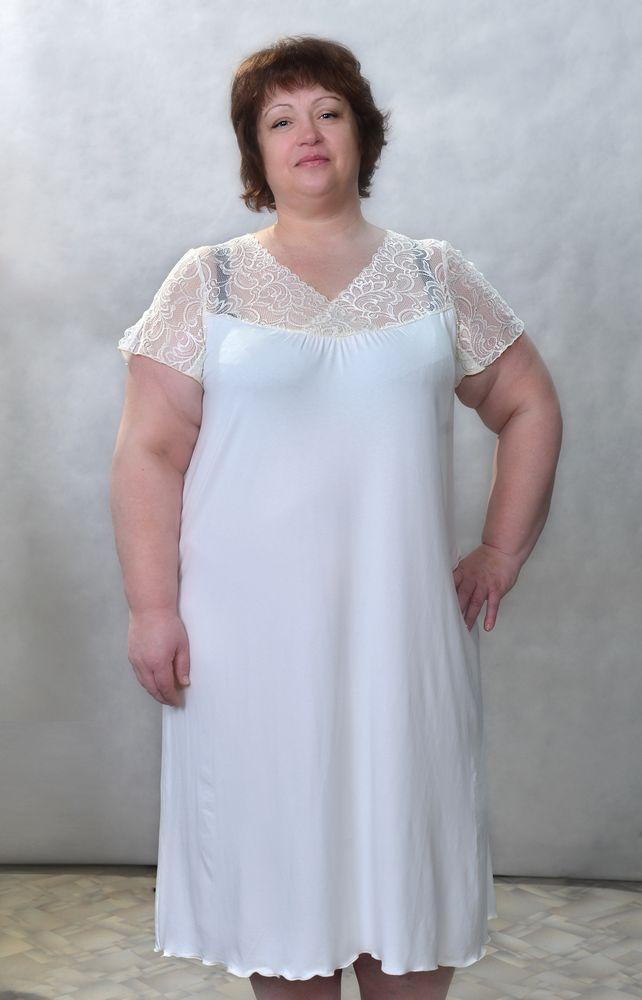 """Сорочка женская """"Флера"""" от Грандсток"""