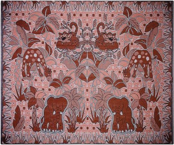 Покрывало Тропики (полухлопок) (100х140) покрывало тигрята полухлопок 120х150