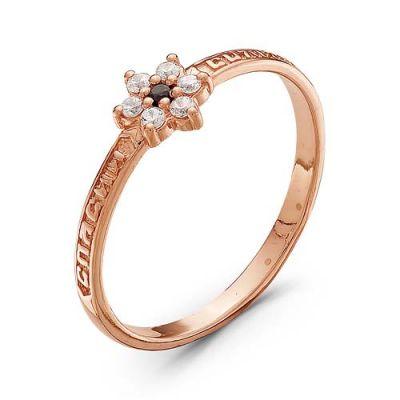 Кольцо серебряное iv902