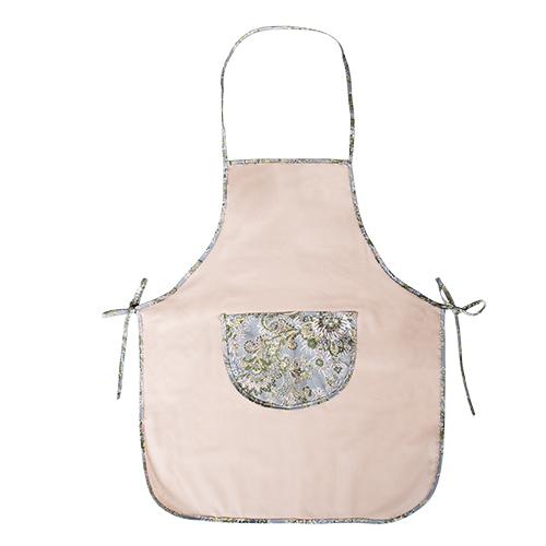 Фартук кухонный Крем (Универсальный) фартук кухонный яблочное угощение универсальный