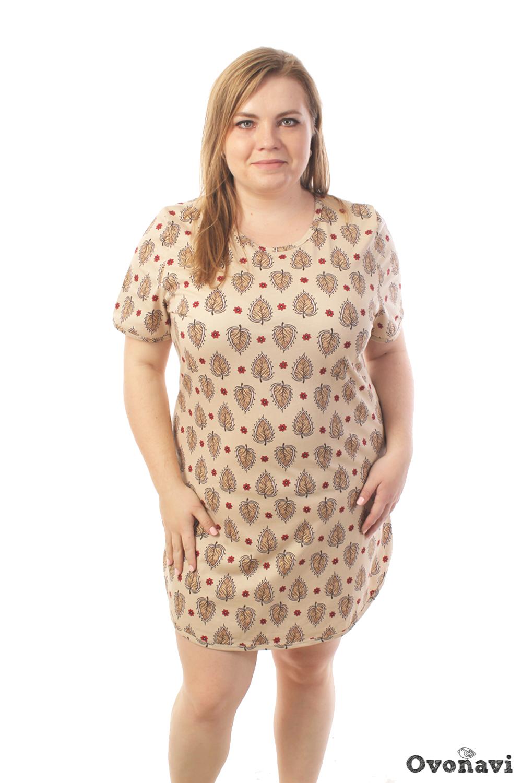 Ночная сорочка Ovonavi-1493