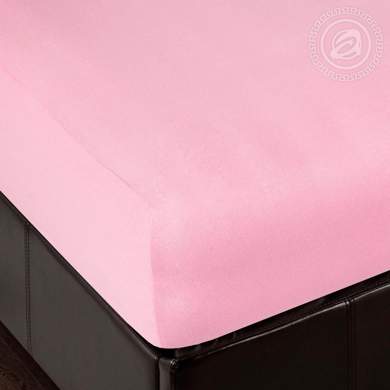 Простыня на резинке iv36277 (трикотаж) 60х120