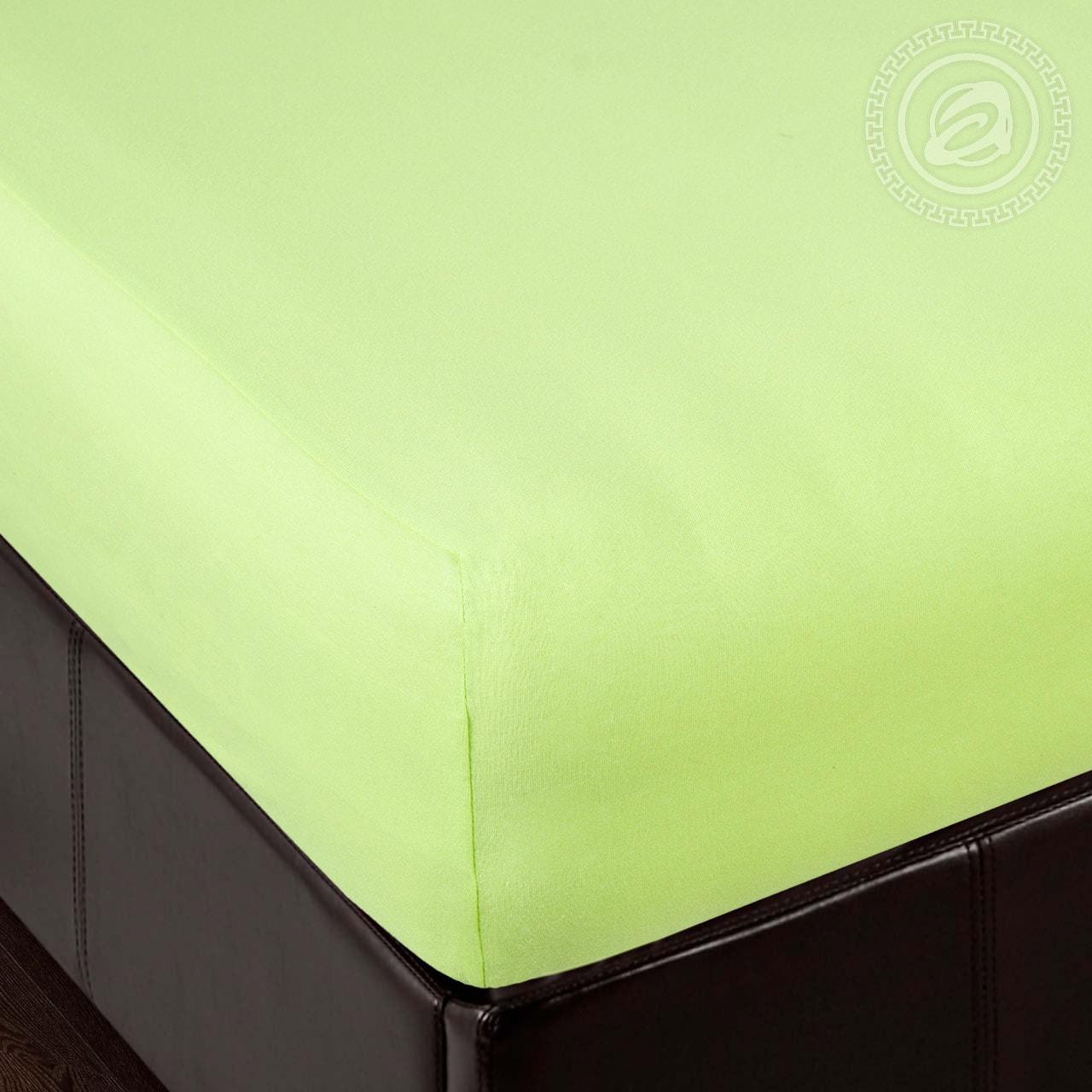 Простыня на резинке iv36287 (трикотаж) 60х120