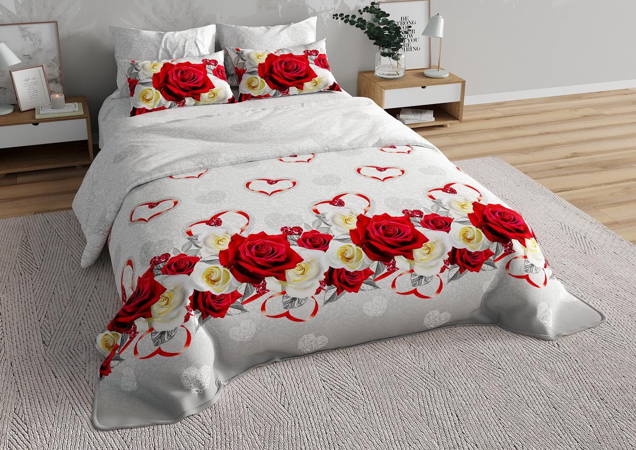 цена Постельное белье iv62642 (бязь) (1,5 спальный) онлайн в 2017 году