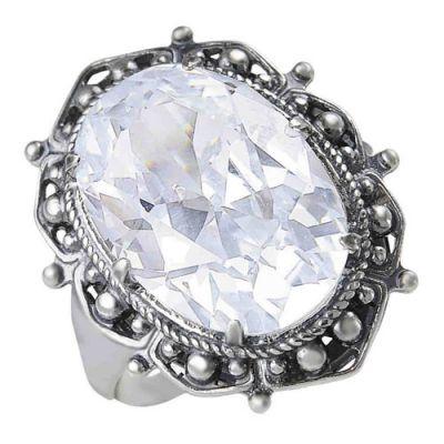 """Кольцо серебряное """"2381180"""" 19.0"""