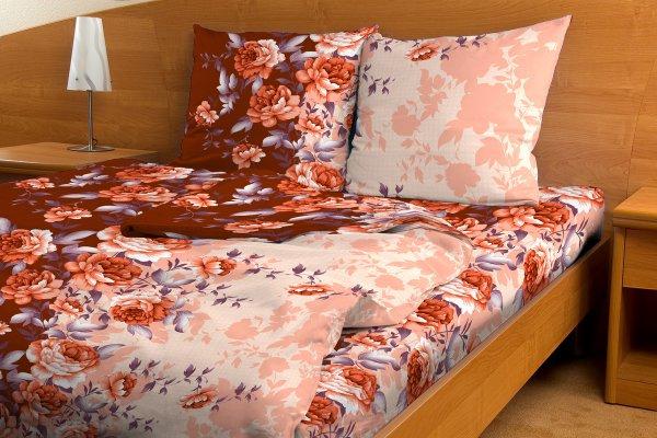 """Постельное белье """"Розовый сон GS"""" (бязь) 1,5 спальный"""