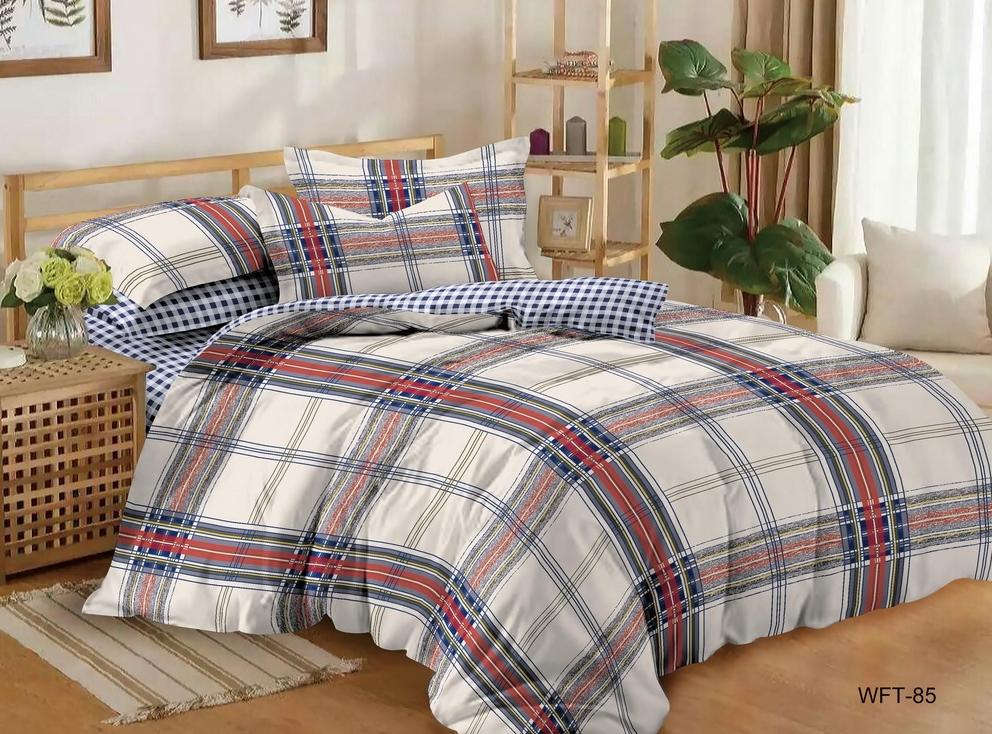 Постельное белье Кензо (сатин) (1,5 спальный) постельное белье экзотика кензо комплект евро сатин