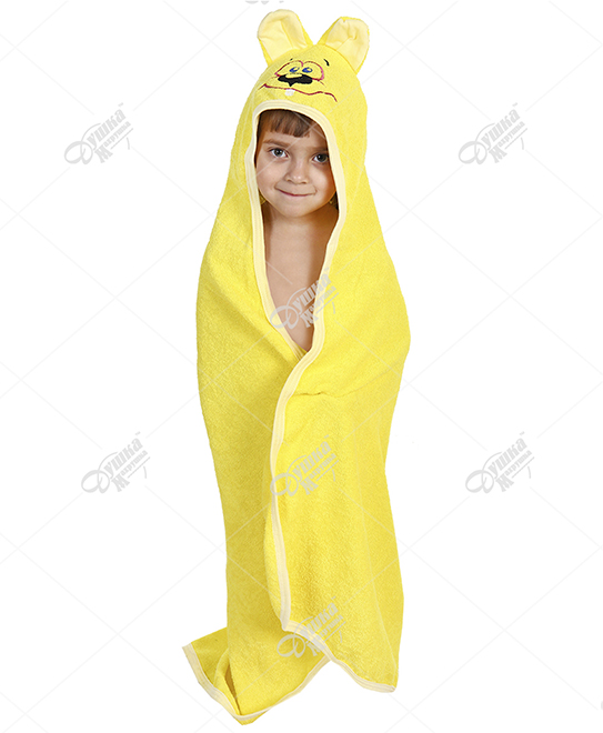 Уголок детский Ушастик желтый (95/95) уголок детский кукушка 95 95