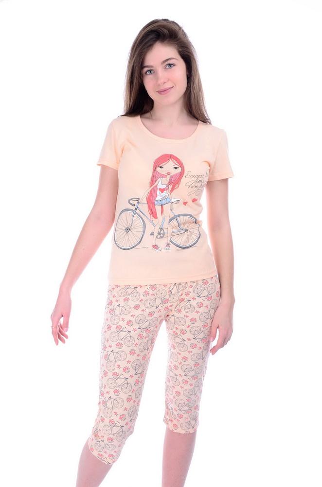 Пижама женская Вика suggest suggest pb 261813