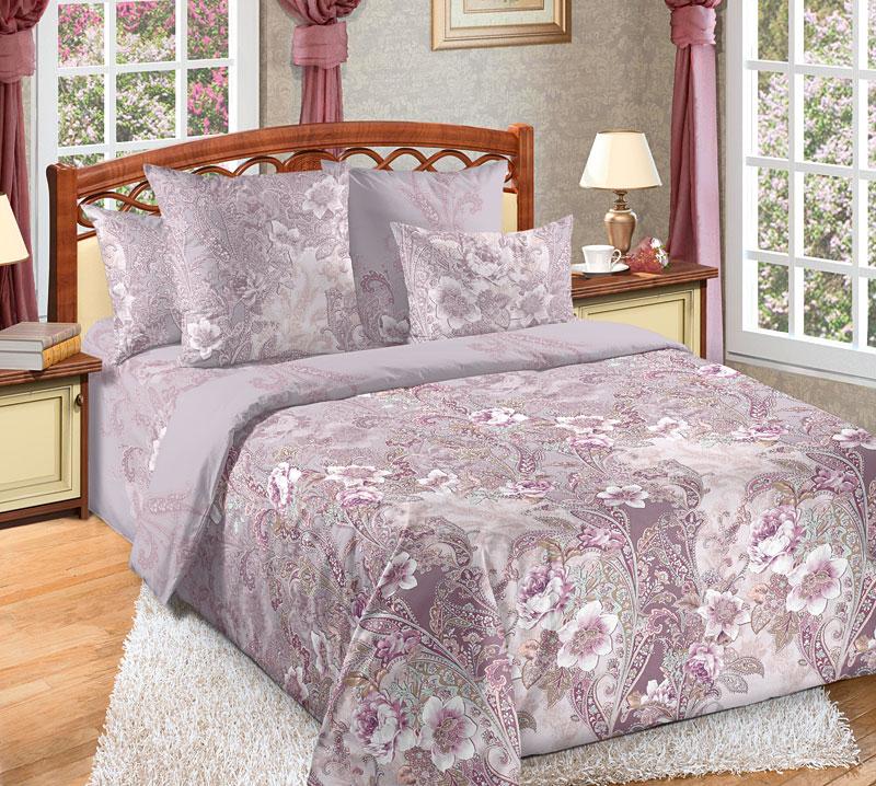 Постельное белье Вальс сиреневый (перкаль) (1,5 спальный) artigli юбка для девочки a04557 13 разноцветный artigli