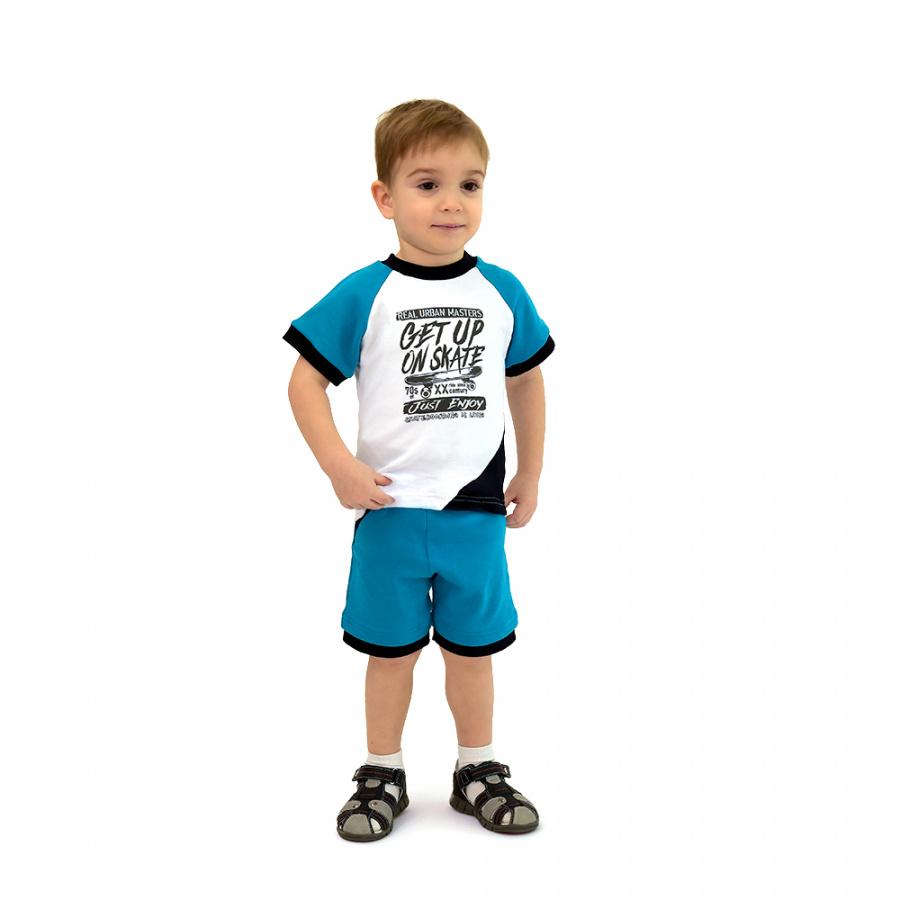 Костюм детский Скейт скейт пластиковый 22х6 quot moove fun pp2206 1 yellow