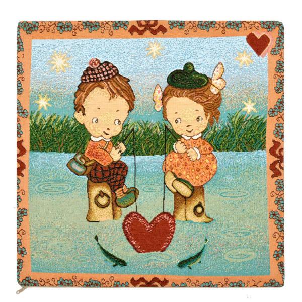 Наволочка для декоративных подушек Грандсток 10874301 от Grandstock