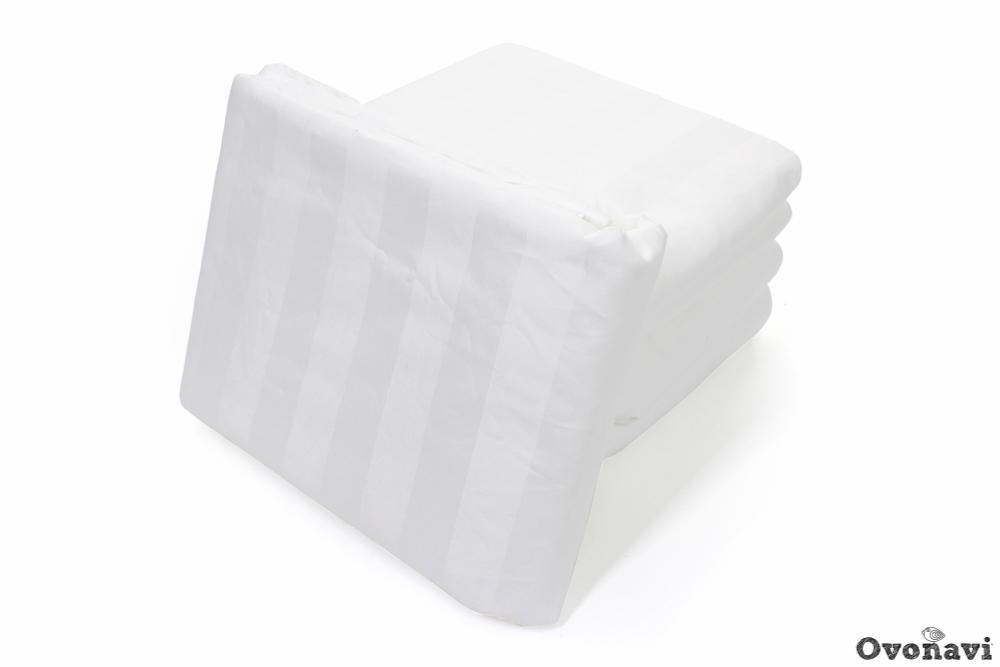 Пододеяльник страйп-сатин на молнии в ассортименте (пл. 125 грамм) (1.5 спальный (145х215))