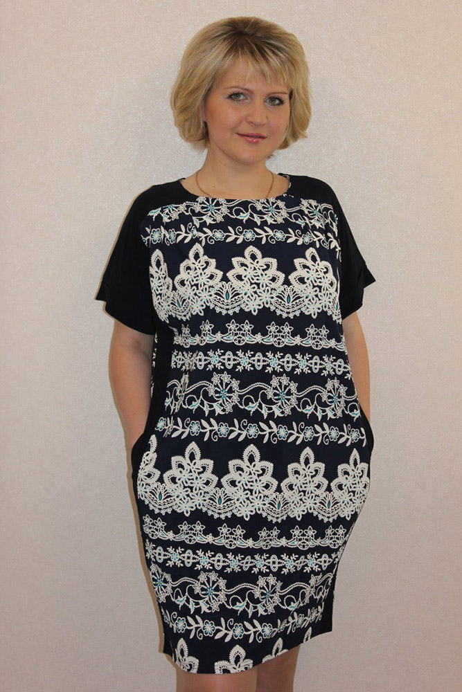 Мини платье Грандсток 15475459 от Grandstock