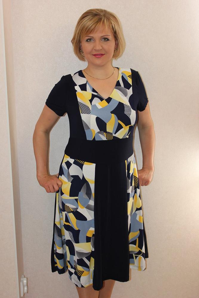 Мини платье Грандсток 15475740 от Grandstock