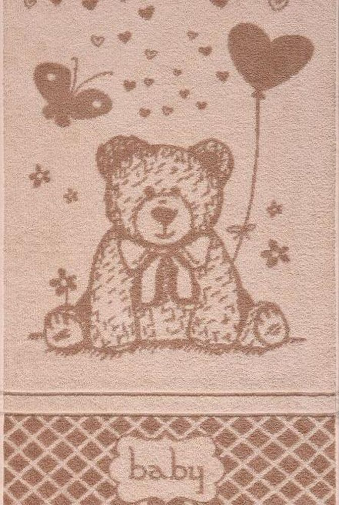 Полотенце Teddy (50х90) полотенце баал 50х90