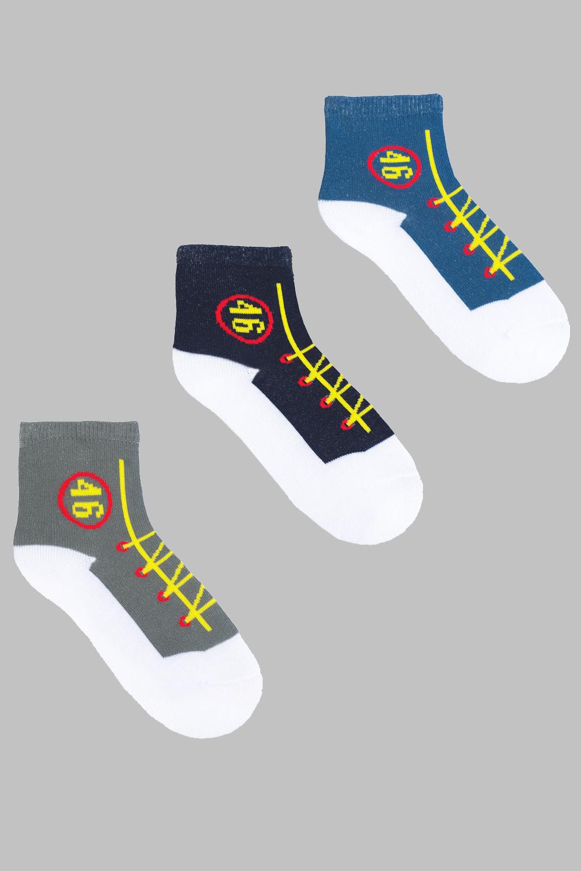 Носки детские Кеша (упаковка 3 пары) (14-16) носки детские мяч упаковка 3 пары