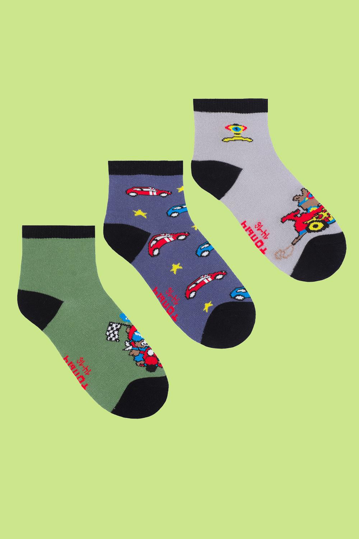 Носки детские Гонщик (упаковка 3 пары) (14-16) носки детские январь упаковка 3 пары