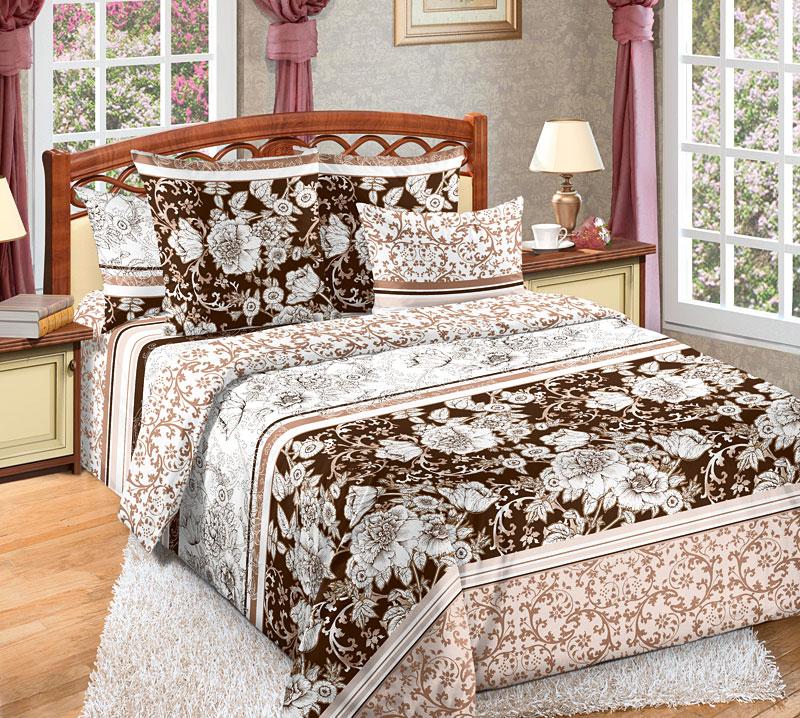 Постельное белье Графика (перкаль) (2 спальный) постельное белье альба перкаль 2 спальный