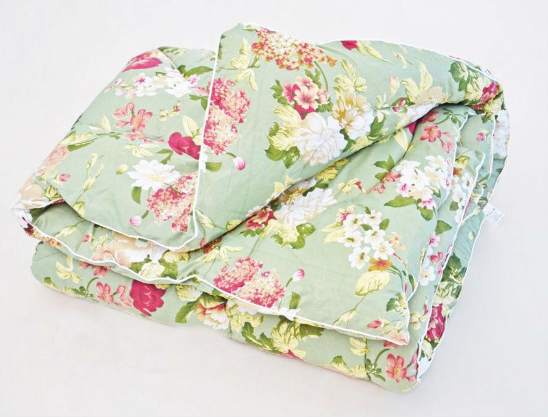"""Одеяло зимнее """"Свежесть"""" (файберсофт, полиэстер) 1,5 спальный (140*205) от Grandstock"""