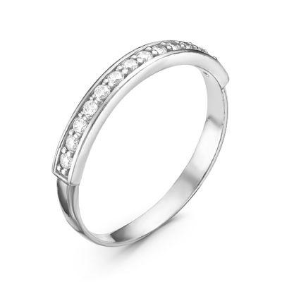 Кольцо серебряное iv10198
