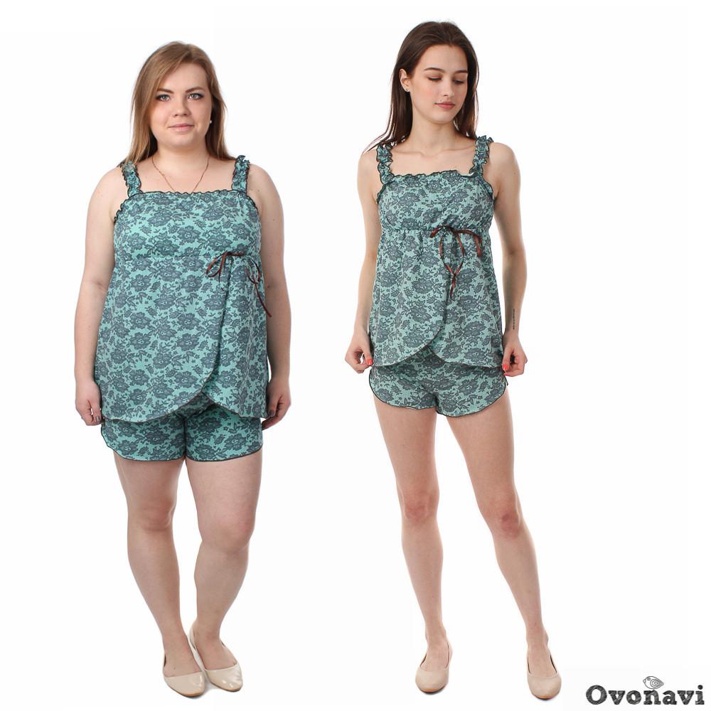 Пижама женская Ovonavi-806