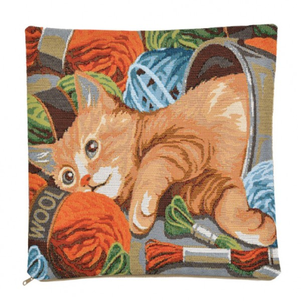 Наволочка для декоративных подушек Грандсток 15491389 от Grandstock