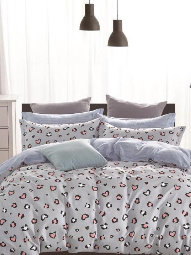 Постельное белье iv62340 (сатин) (1,5 спальный) постельное белье пузыри сатин 1 5 спальный