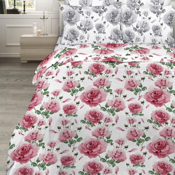Постельное белье Воздушная акварель (бязь) (2 спальный)