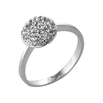 Кольцо серебряное 2366152б женские кольца esprit женское серебряное кольцо с цирконами esrg 91386 a 18 5