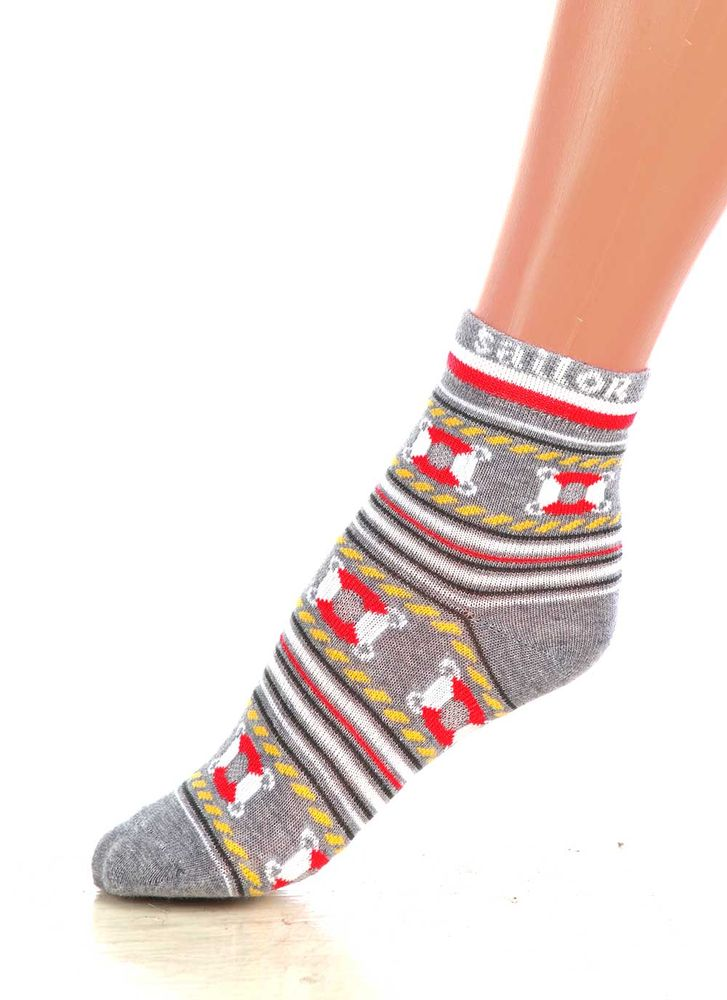 Носки детские Лето (упаковка 5 пар) носки детские космос упаковка 5 пар