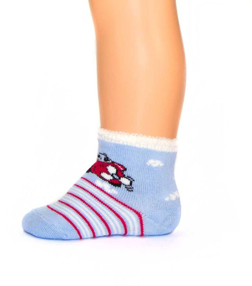 Носки детские Самолетик (упаковка 5 пар) носки детские космос упаковка 5 пар