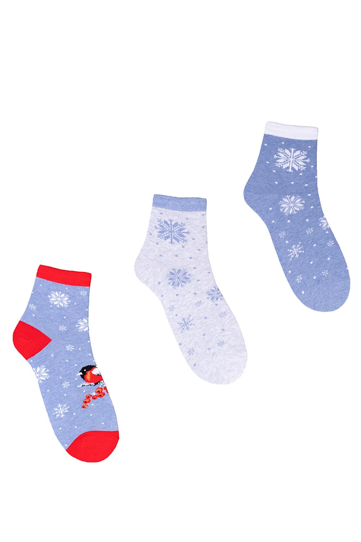 Носки женские Метелица (упаковка 6 пар) (23-25) носки женские фитнес упаковка 6 пар 36 41