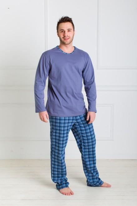 Купить Пижама мужская Джек (длинный рукав), Грандсток