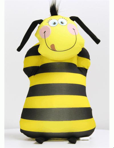 "Антистрессовая игрушка ""Пчелка Крейзи"" 33х24"