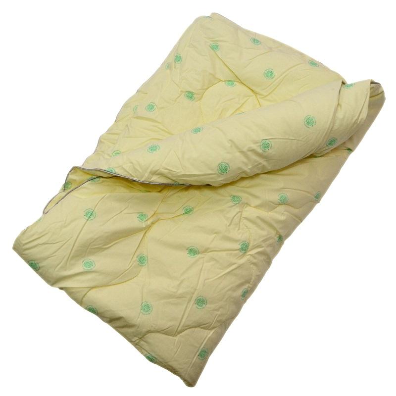 """Одеяло зимнее iv6102 (эвкалипт, тик) (1,5 спальный (140*205)) одеяло зимнее """"пух горной козы"""" тик евро 1 200 220"""