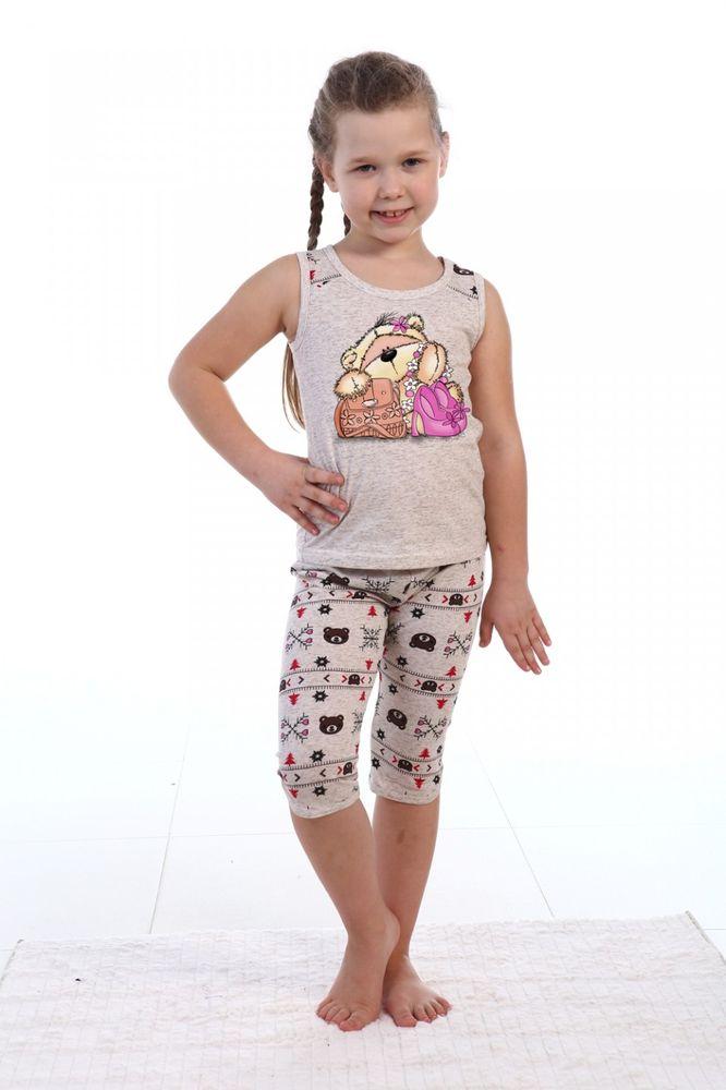 Пижама детская #Иришка#, Размер: 34 - ДЕТЯМ - Одежда для сна
